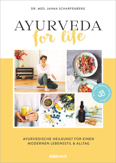 Ayurveda for Life Buch