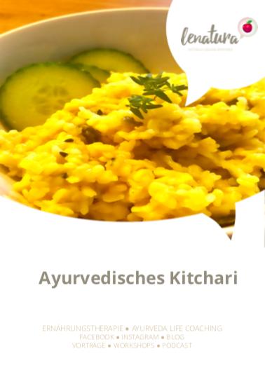 Kitchari Ayurveda Ernährung
