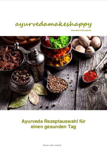 Ayurvedische Rezepte