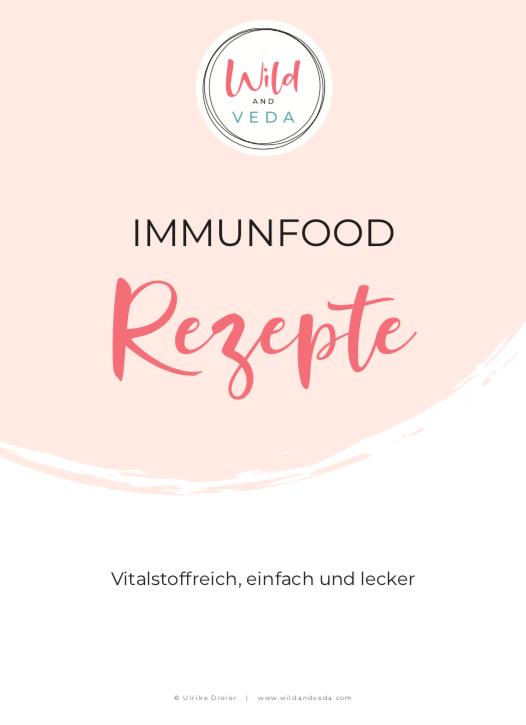 Immunfood Rezepte