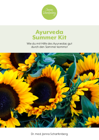 Ayurveda Summer Kit